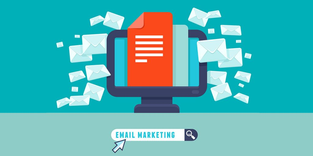 You can upgrade your marketing level by using email. Using email service is one of the options to be approachable to your customers and leads your potential skill.